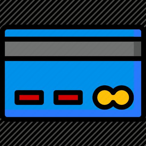card, colour, commerce, credit, e, ultra icon
