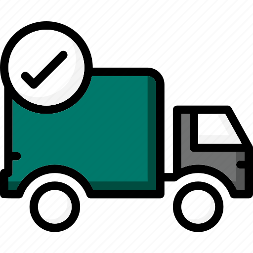 colour, commerce, delivery, e, special, ultra icon
