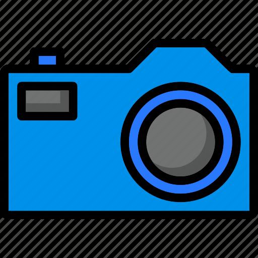 colour, commerce, e, photos, ultra icon