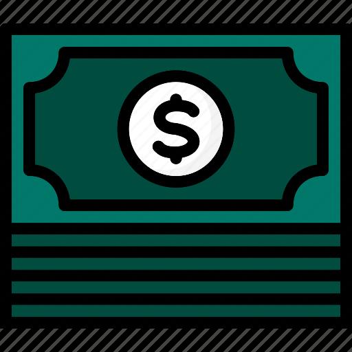 colour, commerce, dollar, e, ultra, wod icon