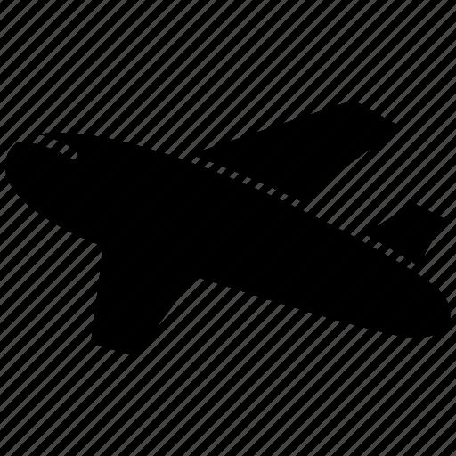 Airplane, arrival, flight, landing, plane icon - Download on Iconfinder