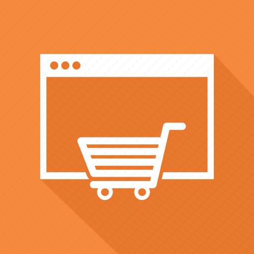 mobile, online shopping, phone, smartphone icon