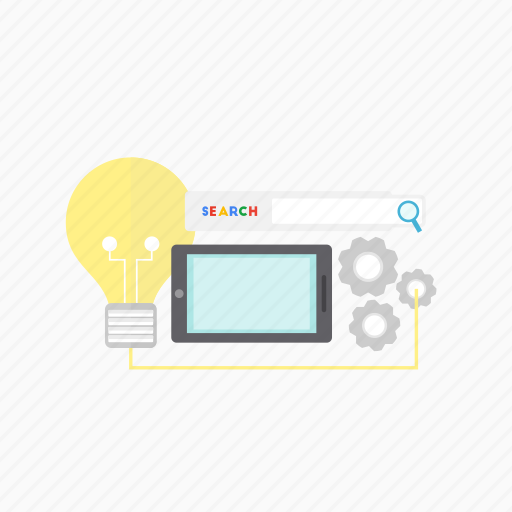 e-learning, education, idea, online, study, technology, tutorials icon