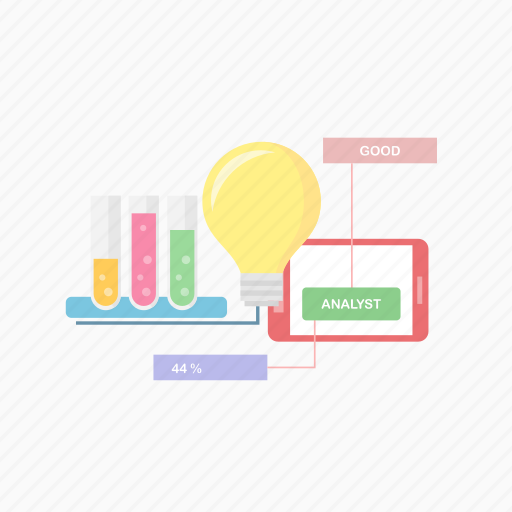 e-learning, education, experiment, online, research, study, technology icon
