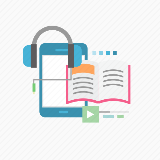 e-learning, education, learning, mobile, online, study, technology icon