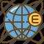 diploma, e-learning, education, global, internet, learn, school icon