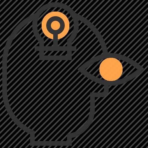 e-learning, education, idea, innovation, knowledge, school icon