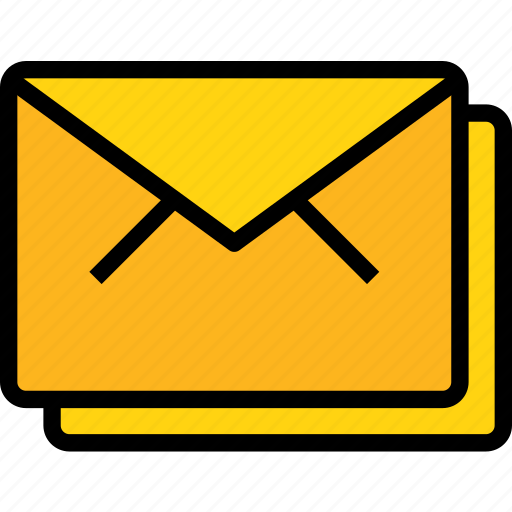 communication, email, mail, message, online icon