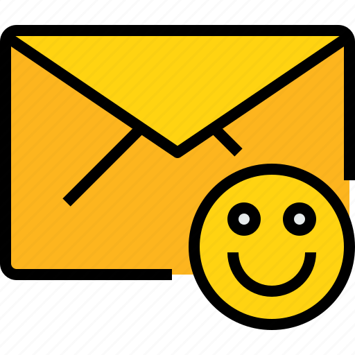 communication, email, good, mail, message, online icon
