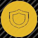 eshop, security, quality, shield icon