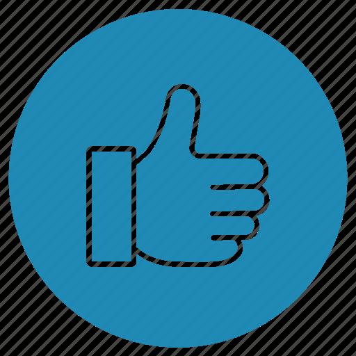 eshop, facebook, hand, like icon