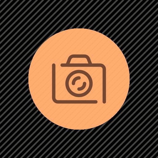 camera, gallery, paparazzi, photograph, photography, press, snap icon