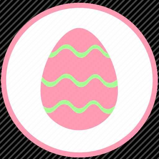 celebrate, decorate, egg, food, ornament icon