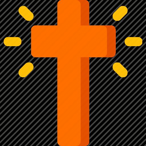 christian, cross, holy, pray, religion, religious icon