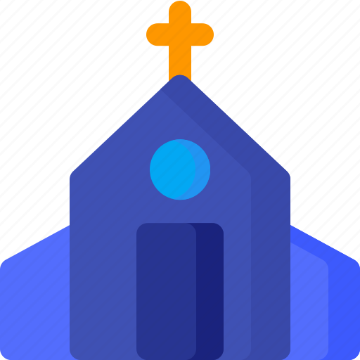 Church, catholic, christian, christianity, pray, religious icon - Download on Iconfinder