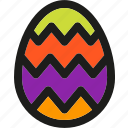 celebration, decoration, easter, egg, holiday, holidays, vacation icon