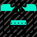 box, celebration, easter, egg, gift icon