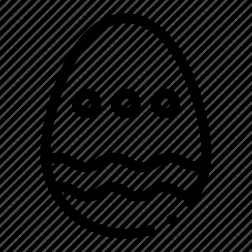 Decoration, easter, egg icon - Download on Iconfinder