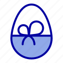 easter, egg, gift, nature icon