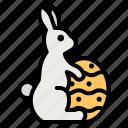 rabbit, animals, bunny, zoo, wildlife