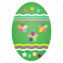 celebrate, celebration, christmas, decoration, easter, egg, festival icon