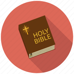 bible, christianity, cross, easter, holy, prayer, religion icon