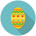 celebration, christmas, decoration, easter, egg, festival, gift icon