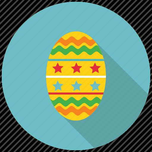celebration, christmas, decoration, easter, egg, festival, gift icon