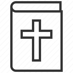 bible, celebration, easter, holy icon