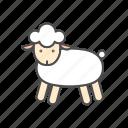 animal, easter, lamb, sheep, wool, zoo