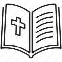 bible, christian, easter day, catholic