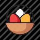 easter, egg, decoration, spring, celebration, festival, basket