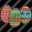 celebrate, celebration, decoration, easter, eggs, festival, food icon