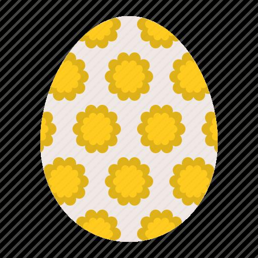 celebration, decoration, easter, egg, food, holiday, paint icon