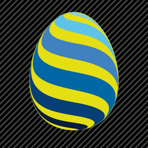 blue, easter, easter egg, easter eggs, egg, yellow icon