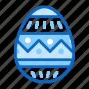 easter, egg, food, hunt, painted