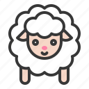 animal, celebration, easter, holiday, sheep icon