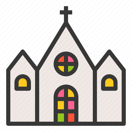 celebration, christ, church, easter, holiday icon