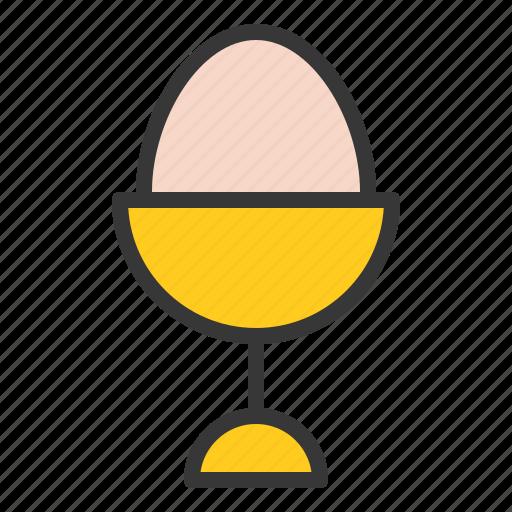boil egg, celebration, easter, egg, food, holiday icon