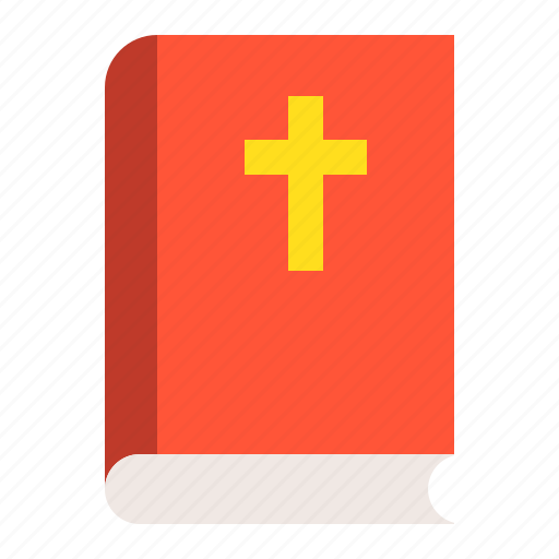 bible, book, celebration, easter, holiday icon
