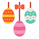 celebration, easter, easter egg, hanging, hanging mobile, holiday icon