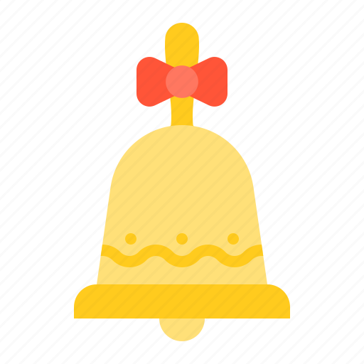Bell, celebration, easter, holiday, ringing icon - Download on Iconfinder