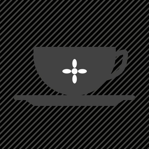 cup, drink, fresh, freshness, hot, liquid, tea icon