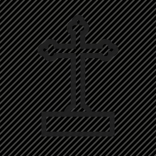 catholic, christ, cross, easter, jesus, religion icon