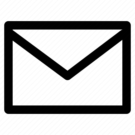 email, letter, mail, mailing, post, post office, yumminky icon