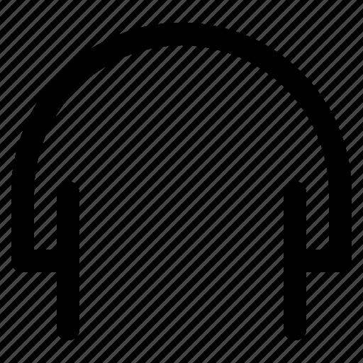 headphones, listening, mix, music, player, sound, yumminky icon