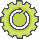ecological, ecology, energy, green, technologie icon