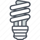 energy, lamp, light icon