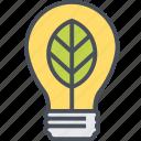 ecology, energy, light, renewable icon