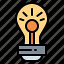 creativity, eco, inspiration, lightbulb